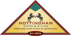 Nottingham Vapes Ecigs Edmonton Logo